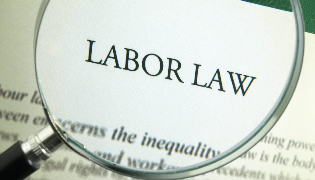 Genuine Federal and State Labor Law Posters