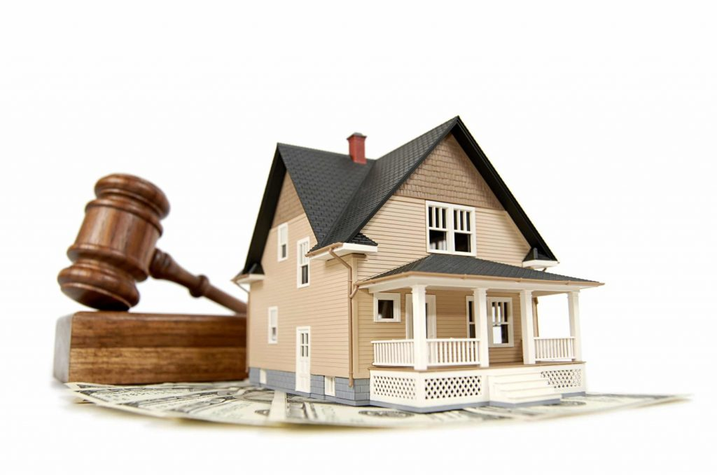 """Force the Sale of Property With an """"Order for Sale"""""""